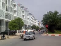 Bán nhà KDC tái định cư Him Lam, Q. 7, DT 4.5mx18.5m, hầm, trệt, 3 lầu, giá 15 tỷ