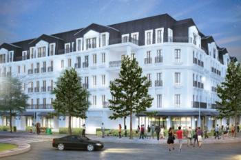 Bán lô shophouse cuối cùng mặt đường Nguyễn Chánh của dự án Bellevile B4: 0989 792 769