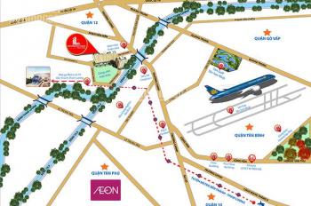 Depot Metro Tham Lương full nội thất 49m2, giá 1,45 tỷ bao hết thuế phí. LH 0902 676 929