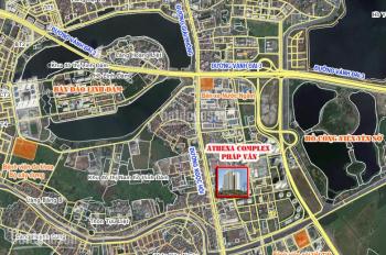 Bán lại suất ngoại giao chung cư Athena Complex Pháp Vân, danh sách các căn rẻ nhất