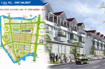 Chuyên bán nhà phố, biệt thự Him Lam Kênh Tẻ Q 7 (Thông tin minh bạch, rõ ràng). LH: 0907008897