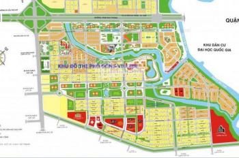 Đất nền Q2 sốt nhất thị trường nằm trong khu đô thị mới Cát Lái và tổng thể quy hoạch tuyệt vời