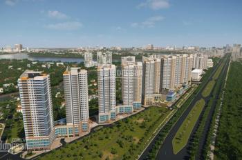 Bán hòa vốn CH 2 - 3PN, The Sun Avenue Novaland, Q. 2, view sông, tầng cao. LH 0938167529