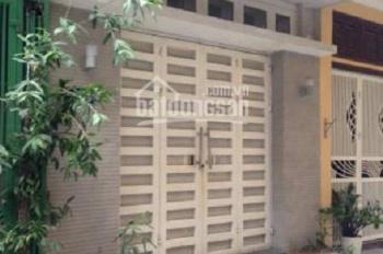 Cho thuê nhà riêng ngõ 4 Đặng Thùy Trâm, Ngõ rộng 5m. DT 60m2 x 4 tầng - 16 triệu/th