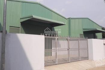 Cho thuê nhà xưởng 400m2 giá 18tr/tháng ở Hiệp Thành quận 12