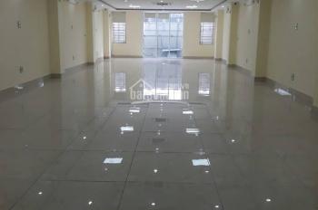 Cho thuê mặt bằng tòa nhà mặt phố Nguyễn Xiển, diện tích 170m2/tầng, phù hợp làm vp, showroom