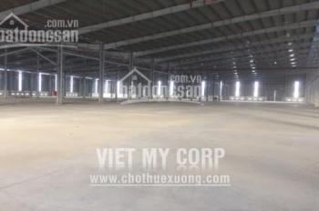 Cho thuê xưởng xã Khánh Bình, Tân Uyên, Bình Dương 1.700m2, 3.400m2 và 5.100m2