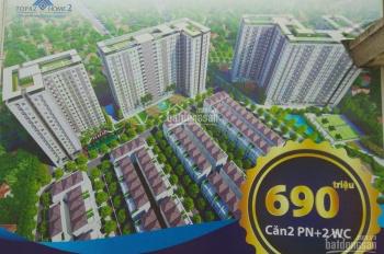 Hồ sơ mua nhà ở xã hội Topaz Home 2 Suối Tiên quận 9, giá 990 triệu 56m2