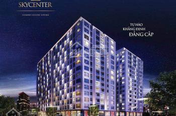 Cho thuê văn phòng officetel Sky Center 10 đường Phổ Quang, DT 36m2, 42m2, giá 8 tr/tháng