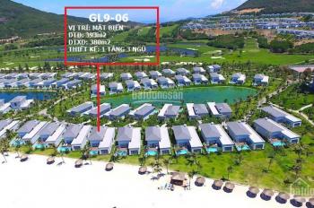 CHÍNH CHỦ: Cần bán gấp căn Vinpearl Golf Land Nha Trang, GL9 - 06 mặt biển, vốn 5.4 tỷ