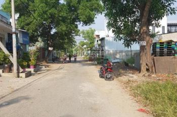 Cần bán lô đất hẻm 126 đường nhựa 10m, Nguyễn Văn Tạo, Long Thới