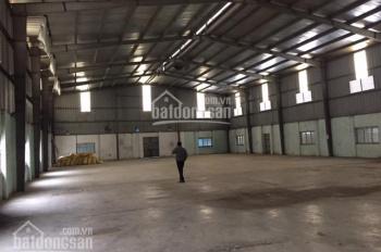 Cho thuê kho xưởng DT 1400m2, 2800m2, 5000m2 KCN Phố Nối A, Yên Mỹ, Hưng Yên. LH 0979 929 686