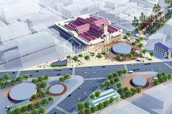 Bán nhà MT Trần Hưng Đạo - Nguyễn Cư Trinh gần chợ Bến Thành, Quận 1. DT 1500m2, giá 450 tỷ