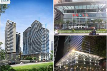 Cho thuê tầng thương mại cao ốc Viettel Complex Tower đường Cách Mạng Tháng 8, từ 210m2 đến 3000m2