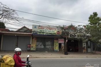 Bán nhà mặt đường Tân Dương, Thủy Nguyên, Hải Phòng