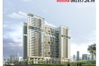 Cho thuê văn phòng Golden West, Lê Văn Thiêm, diện tích 150m2, 300m2 tiện ích đa dạng. Lh0913572439