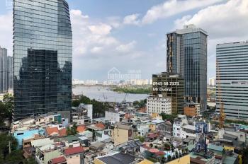 Căn hộ Lancaster Lê Thánh Tôn Q1, góc, view sông SG trực diện, phong cách Nhật, 132m2 116.15tr/m2