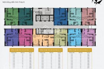 Không có nhu cầu ở nên tôi cần bán gấp CH 1505 tòa 32T CC Golden An Khánh, DT 66.3m2, 0936338736