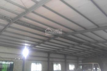 Cho thuê 2 nhà xưởng rộng 4.000m2, mặt đường 10 gần khu CN Hòa Xá, tỉnh Nam Định