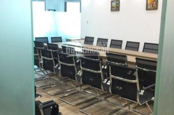Cho thuê văn phòng hạng A đường Vũ Phạm Hàm, Nguyễn Khang đầy đủ diện tích