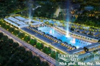 Cần bán gấp biệt thự 8x20m view sông hồ cảnh quan Lakeview City giá 15-17 tỷ/căn, LH: 0938167529