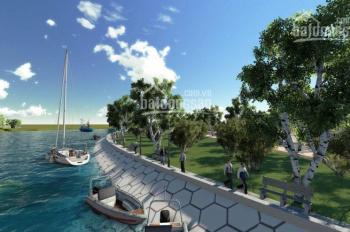 Đất biệt thự dự án Garden Riverside Villas công ty Thanh Niên, giá 16.5tr/m2, LH: 0909.699.151