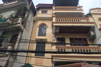 Nhà riêng phố Lương Khánh Thiện gần hồ Đền Lừ, DT 70m2x4T, giá 16tr
