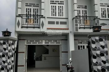 Nhà bán gần chợ Hưng Long, khu công nghiệp Hải Sơn, xã Hưng Long, huyện Bình Chánh, sổ hồng riêng