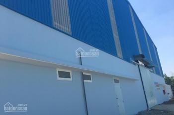 Cho thuê kho chứa hàng trong KCN Vĩnh Lộc, TP. HCM (Từ 100m-250m-500m-1500m...) có bảo vệ 24/24