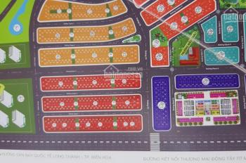 Bán block mới mặt tiền TTTM Viva Square, giá chủ đầu tư, từ 415tr/lô (6mx25m) - LH 0908.865.279