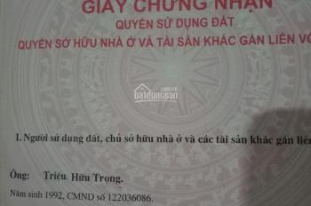 Cần bán gấp lô đất Tỉnh Lộ 293, Tây Yên Tử, Tuấn Mậu, Sơn Động, Bắc Giang