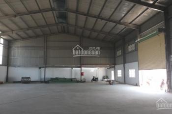 Cần cho thuê kho xưởng 1500m2 có bình điện, văn phòng, container vào được, giá 80 tr/tháng ở Mã Lò