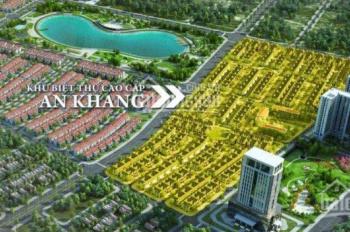 Mở bán đợt cuối biệt thự An Khang, Dương Nội, giá chỉ 45tr/m2, chiết khấu đến 3,5%: LH: 0931115119