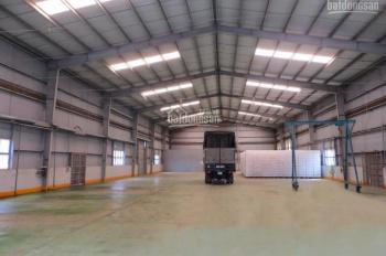 Cho thuê xưởng 3000m2 mới xây tại KCN Dầu Tiếng, Bình Dương. Xưởng mới 100%