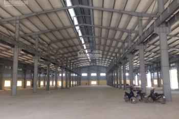 Cho thuê kho, xưởng xã Đất Cuốc, Tân Uyên, Bình Dương, DT 3.450m2