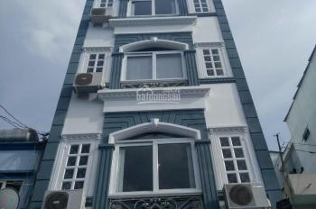 Cho thuê gấp mặt tiền Bùi Thị Xuân, TTQ. 1, DT: 8x20m, trệt, 4 lầu, thang máy, giá: 140 triệu/th