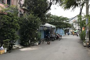 Nhà bán hẻm 10m Kinh Dương Vương, DT: 53m2 (4.05x 13.08m), 3 tấm 7,4 tỷ, P. 12, Q. 6