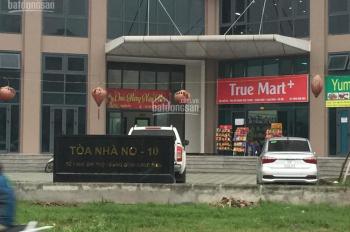 Chung cư NO-10 Giang Biên mới bàn giao 75m2, chiết khấu 5%, 1,45 tỷ