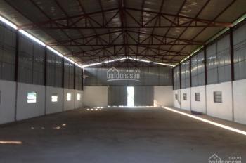 Cho thuê gấp nhà xưởng 3080m2 tại KCN Tân Bình, Tân Uyên, Bình Dương