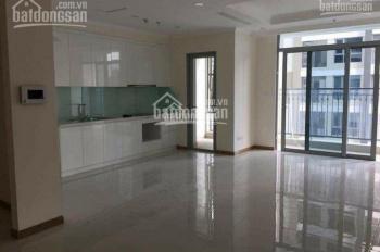 Chính chủ cho thuê căn hộ Vinhome, 2PN, 81m2, nhà trống, 18 tr/th, lầu 18, 097777191