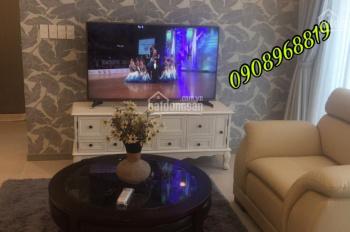 Cho thuê căn hộ The Gold View, 80m2, 2 phòng, đầy đủ đồ, 14 tr/th: Hotline. 0909917315 A. Hùng