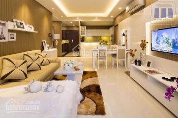 Cho thuê CH Vinhomes 125m2, 3PN nội thất cao cấp, view đẹp lầu 18, LH 0977771919