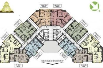Chính chủ bán gấp căn hộ tòa A dự án N04 Hoàng Đạo Thúy