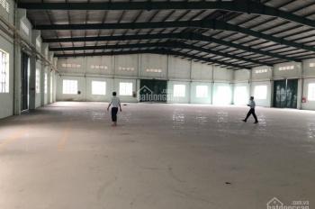 Cho thuê nhà xưởng mới xây dựng tại xã Tiến Hưng - Đồng Xoài - Bình Phước