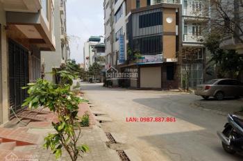 Bán 48m2 đất dịch vụ tại khu đô thị Văn Khê, mặt tiền 4m, đường 13m, cách đường Lê Văn Lương 100m