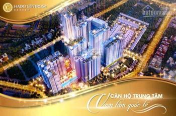 Bán CH chính chủ 2PN+, tầng 22, tòa Iris 2,106m2, Hà Đô Centrosa, view thoáng Kỳ Hòa 5.5 tỷ MG 1.5%