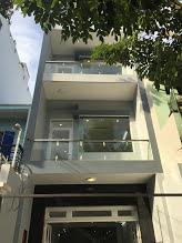 Nhà MT đường Lê Đình Thám, P. Tân Quý, Q. Tân Phú 4.05x15m, 1 trệt, 2 lầu, nhà mới đẹp, 7.3 tỷ