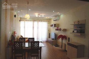 Cho thuê chung cư Quốc Cường Gia Lai - Q.7, 131m2 3PN đầy đủ nội thất giá 12tr 0906182082 Huyền