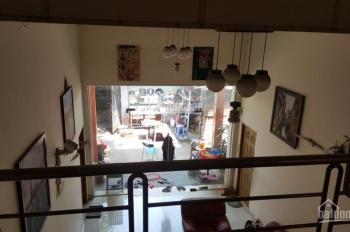 Nhà mặt tiền 1 trệt, 1 lửng + quán cafe, khu sầm uất, đường Hà Thị Khiêm, Trung Mỹ Tây, Quận 12