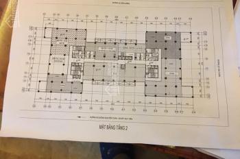 Chính chủ cho thuê mặt sàn thương mại VP tòa nhà Golden West, giá 347.25/m2/tháng